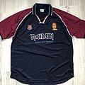 Iron Maiden / Brave New World 2000 - 'Away' football jersey