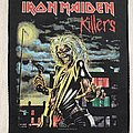 Iron Maiden / Killers 2005 backpatch