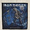 Iron Maiden - Patch - Iron Maiden / The Reincarnation of Benjamin Breeg - 2006 patch