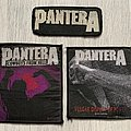 Pantera - Patch - Pantera / Vulgar Display of Power, Cowboys From Hell - 1992 patches
