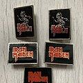 Iron Maiden - Pin / Badge - Iron Maiden - 80's metal pins