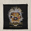 Iron Maiden - Patch - Iron Maiden / The Clairvoyant - 1988 patch
