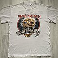 Iron Maiden - TShirt or Longsleeve - Iron Maiden / Monster of Rock 1988 - Seventh Tour of a Seventh Tour T-shirt