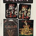 Slayer - Patch - Patches 4 You! Slayer, Slipknot, Fear Factory and Sepultura