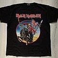 Iron Maiden - TShirt or Longsleeve - Iron Maiden / The Trooper - Maiden England  European Tour 2013