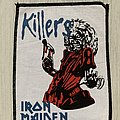 Iron Maiden - Patch - Iron Maiden / Killers - patch