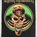 Iron Maiden - Patch - Iron Maiden / Live at Donington - 1992 Holdings Ltd / Razamataz