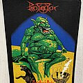 Protector - Patch - Protector / Leviathan's Desire - 1991 Razamataz backpatch