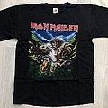Iron Maiden / Somewhere Back in Time - 05.07.2008 Twickenham, England TShirt or Longsleeve