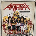 Anthrax / State Of Euphoria - Backpatch