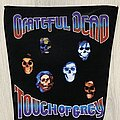 Grateful Dead - Patch - Grateful Dead / Touch of Grey - Backpatch