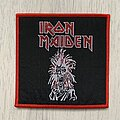Iron Maiden - Patch - Iron Maiden / Iron Maiden - Bootleg patch