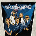 Europe - Patch - Europe - 80's backpatch