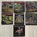 Iron Maiden - Patch - Iron Maiden - 2011 Woven Patches