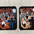 Slayer / Live Undead - printed patches