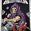 Helloween - Patch - Helloween / Walls of Jericho Backpatch