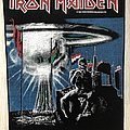 Iron Maiden / 2 Minutes To Midnight - 1984 IM Holdings LTD Backpatch