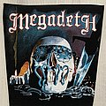 Megadeth - Patch - Megadeth / Killing Is My Business - back patch