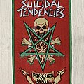 Suicidal Tendencies - Patch - Suicidal Tendencies /  Possessed To Skate - patch