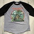Iron Maiden - TShirt or Longsleeve - Iron Maiden / Chicago Mutants 1984 -  2002 reprint jersey