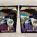 Helloween - Patch - Helloween / Keeper Of The Seven Keys - Backpatch