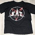 Kat - TShirt or Longsleeve - KAT / Metal And Hell - Tshirt