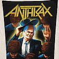 Anthrax / Among The Living - Backpatch