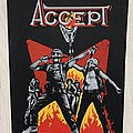 Accept / Udo Backpatch