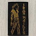 Iron Maiden - Patch - Iron Maiden / Running Free - Bootleg patch