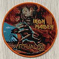Iron Maiden - Patch - Iron Maiden / Virtual XI - patch