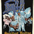 Death / Spiritual Healing - 1990 Blue Grape - Razamataz Backpatch
