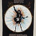 AC/DC - Patch - AC/DC / Heatseeker - Backpatch