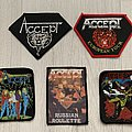 Accept / Woven and Printed Patches
