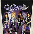 Cinderella - Patch - Cinderella / Night Songs - 80's backpatch
