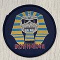 Iron Maiden - Patch - Iron Maiden / Powerslave Eddie - patch