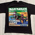 Iron Maiden - TShirt or Longsleeve - Iron Maiden / Coming Home - The Final Frontier Tour UK 2011