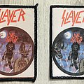 Slayer / Live Undead - Photo Patches