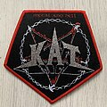 Kat - Patch - KAT / Metal And Hell - patch