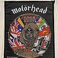 Motörhead - Patch - Motörhead / 1916 - 1991 patch