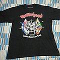 Motörhead - MotLatin American Tour MMXI (2011) TShirt or Longsleeve