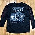 Cancer - TShirt or Longsleeve - Cancer 1993 European Tour long sleeve shirt