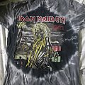 Iron Maiden 'Killers' Tie-dye 2017 Re-print Size S TShirt or Longsleeve