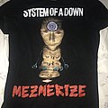 System of a Down 'Mezmerize' Reprint Tee Size M TShirt or Longsleeve