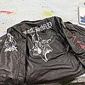 Bathory - Battle Jacket - My Leather Jacket from Hades