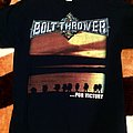 Bolt Thrower For Victory... bootleg shirt