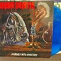 Dream Death Journey Into Mystery blue LP Tape / Vinyl / CD / Recording etc