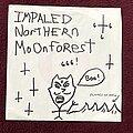 Impaled Northern Moonforest - Tape / Vinyl / CD / Recording etc - Impaled Northern Moonforest 7 inch
