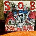 "S.O.B - Tape / Vinyl / CD / Recording etc - S.O.B ""Leave Me Alone"" original EP"