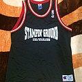 Stampin Ground - TShirt or Longsleeve - Stampin Ground Basketball Jersey
