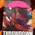 Throwdown - Tape / Vinyl / CD / Recording etc - Throwdown Drive Me Dead EP Pink vinyl